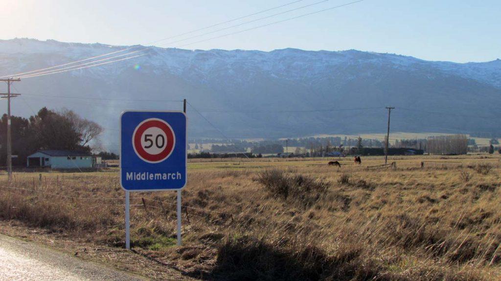 Middlemarch NZ