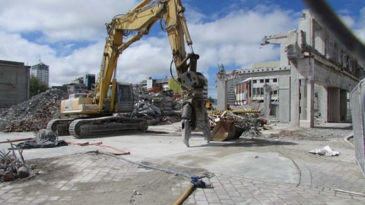 Christchurch still in recovery