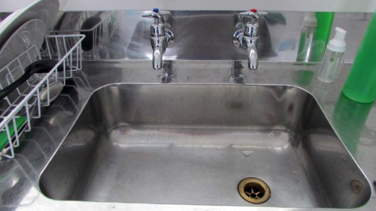 Fantastic sink design.