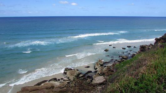 Nobby beach, Gold Coast, Queensland