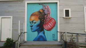 Napier wall art jellyfish