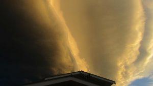 Waipukurau clouds