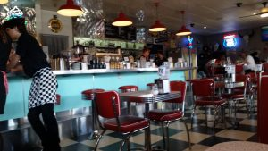 New Plymouth diner