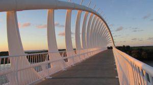 Te Rewa Rewa bridge New Plymouth