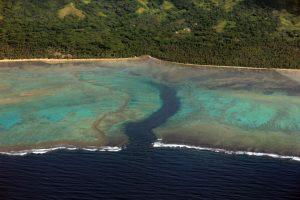 fiji island reef