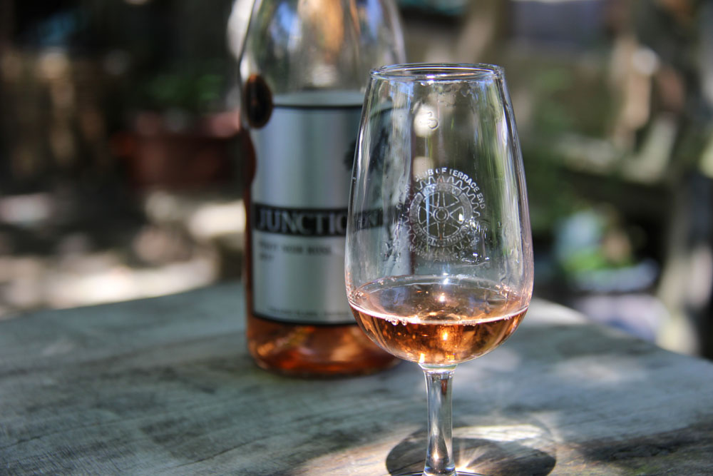 Junction wine rose