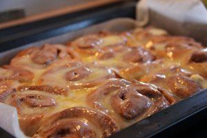 cinnamon rolls using mashed potatoes