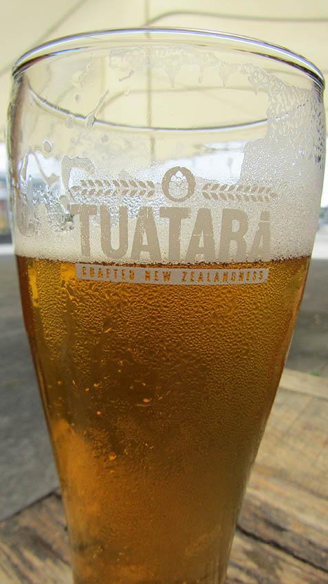tuatara beer kapiti