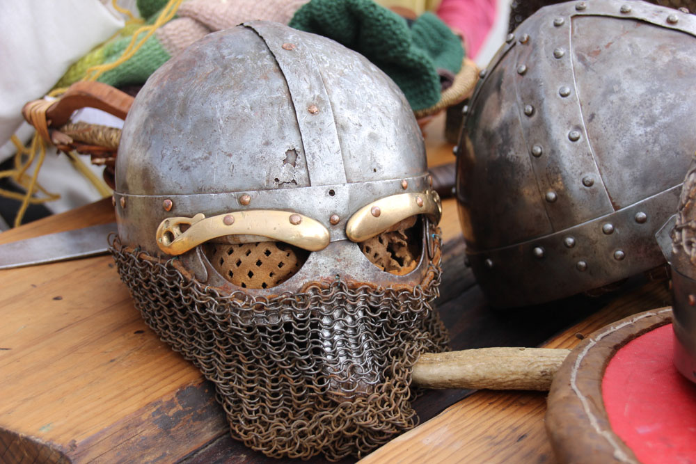 Norsewood Viking helmets