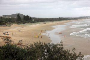 coolum beach lookout