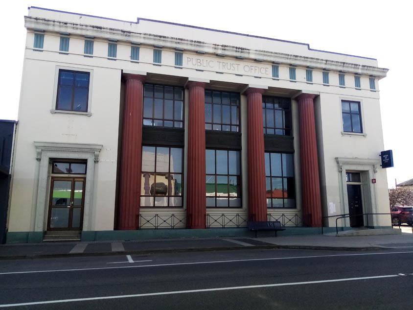 Dannevirke town building