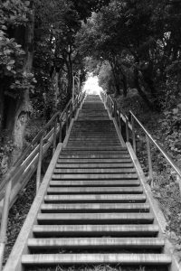 Durie steps